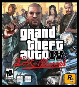 ข่าวเกมพีซี, Lost & Damned, GTA 4, The Ballad of Gay Tony, Grand Theft Auto 4